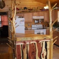 Rustic Kitchen Island Ideas Backyard Designs 55 Incredible | Ultimate Home