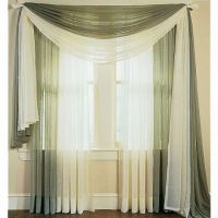 Grey Living Room Curtain Ideas