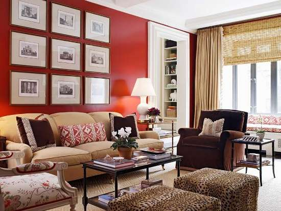 51 Red Living Room Ideas Ultimate Home Part 78