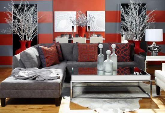 51 Red Living Room Ideas Ultimate Home
