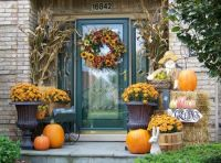 Front Porch Decorating Ideas For Fall | Ultimate Home Ideas