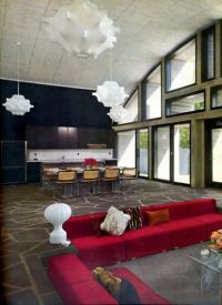 50 Cool Sunken Living Room Designs