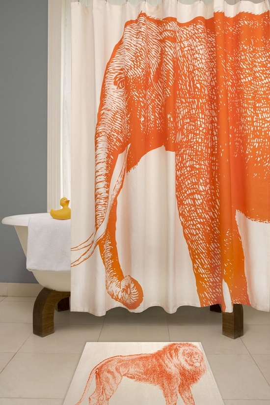 37 Funky Bathroom Shower Curtains  Ultimate Home Ideas