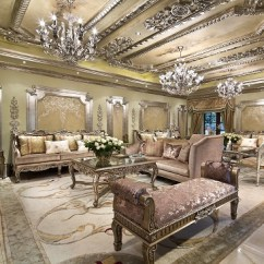 Luxury Living Room Furniture Sets Tufted Chair 37 Fascinating Rooms Designs