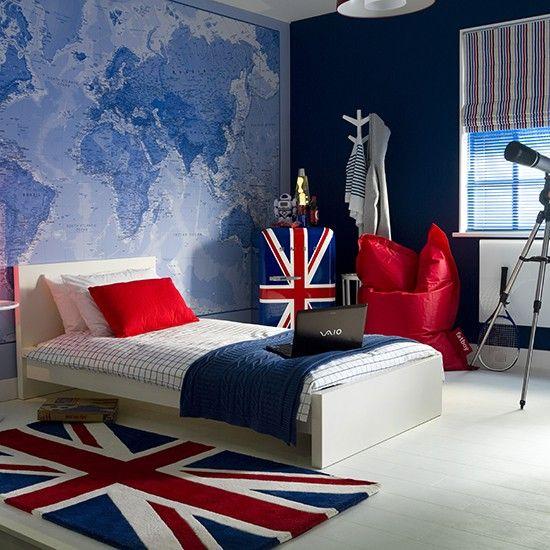 teen boys bedroom decor ideas 35 Cool Teen Bedroom Ideas That Will Blow Your Mind