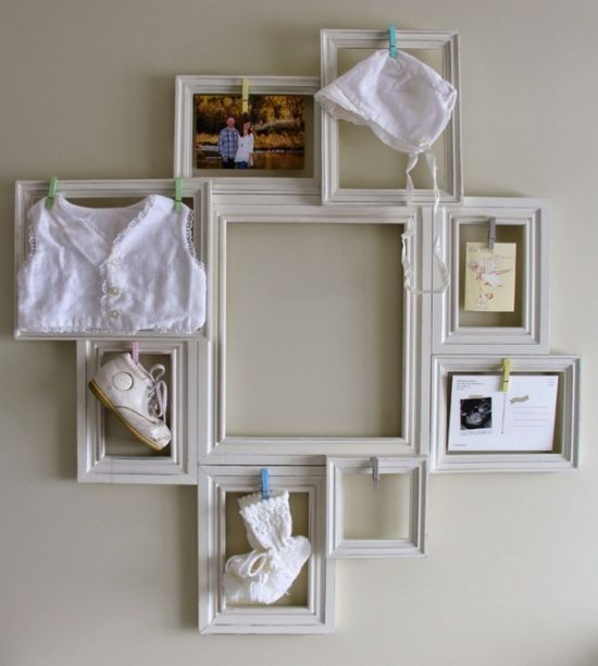 Diy Home Decor Picture Frames 5