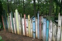 33 Creative Garden Fencing Ideas