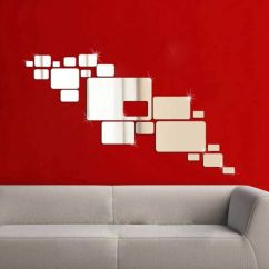 Decorate Rectangular Living Room Wall Colour Ideas For Small Decorating With Mirrors | Ultimate Home ...