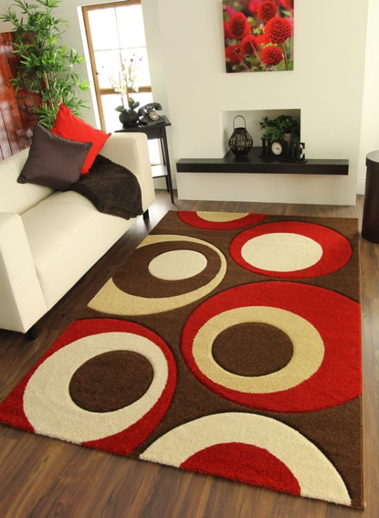 35 Beautiful Geometric Rugs For Living Room  Ultimate