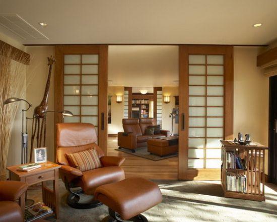 33 Wooden Sliding Doors For Living Room  Ultimate Home Ideas