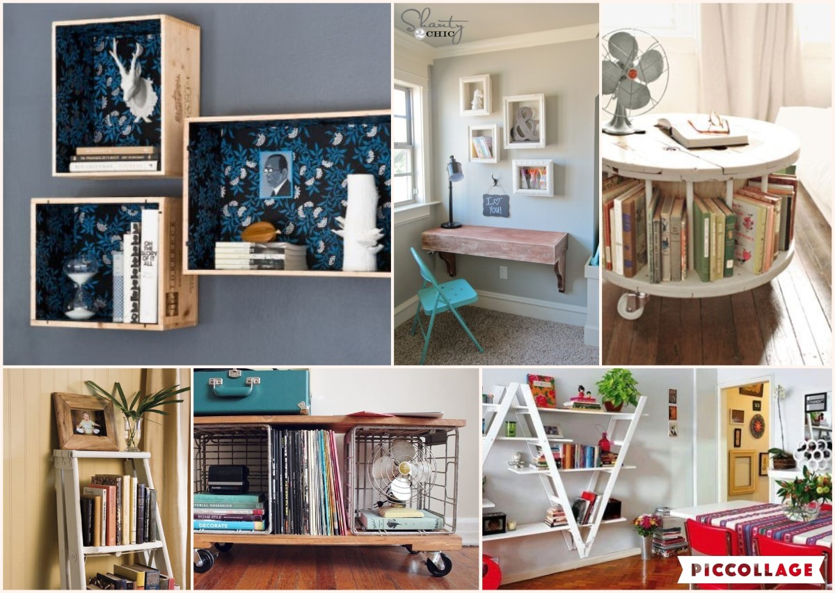 5 Simple Bookshelf Ideas For Bookworms
