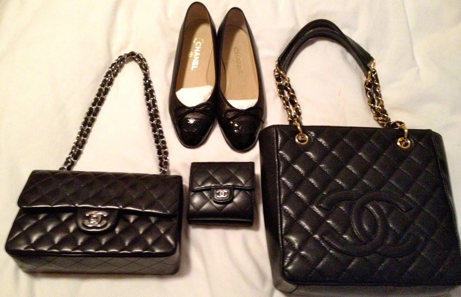 c0fea1bcf Chanel Single Flap Large Hi Selling my chanel single t