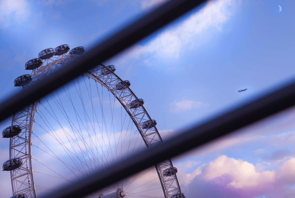 London Eye -- Chloe Newman - PR contact 07742842868