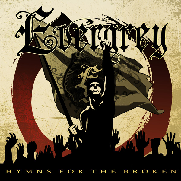 Cover - Hymns For The Broken