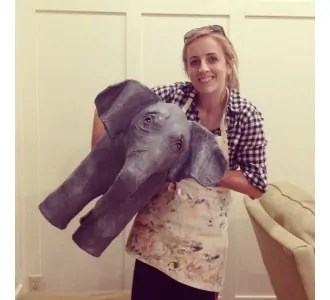Elephant by Ella-tn