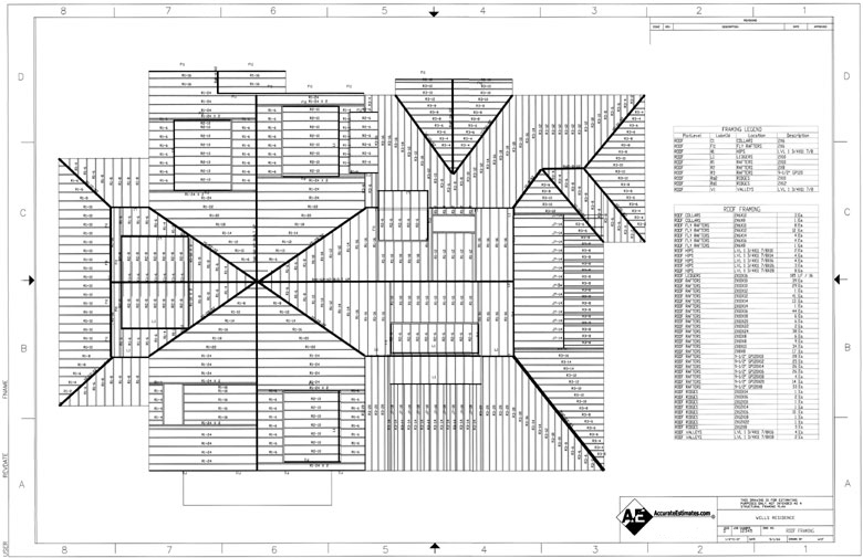 Roofing Plans & Roof Planner Great Single Design