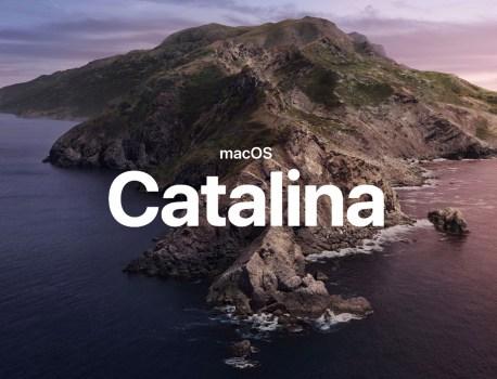 À cause de Catalina, ces 235 applications ne seront plus compatibles avec votre Mac