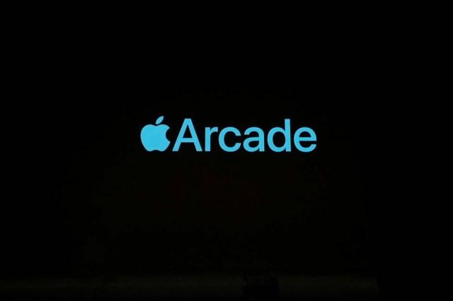 Logo Apple Arcade