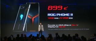 Asus ROG Phone II pricing