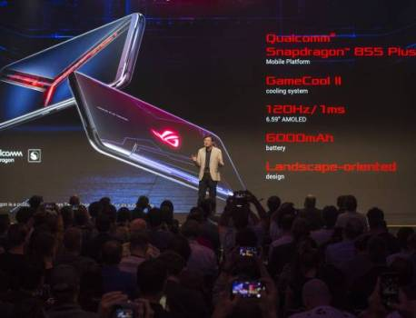 ASUS ROG Phone II Ultimate Edition, VivoWatch SP debut at IFA 2019
