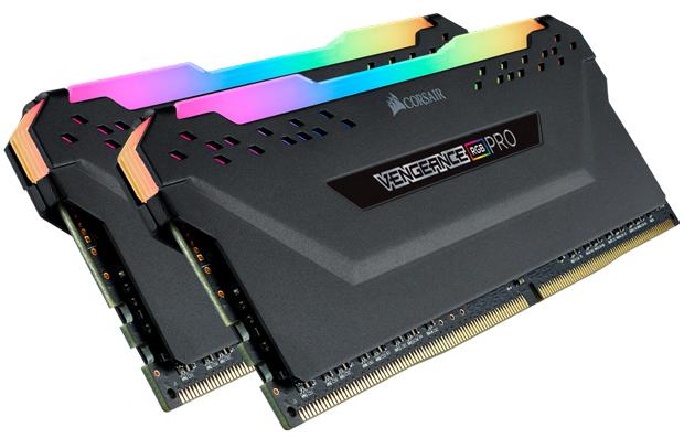 kit mémoire Vengeance RGB Pro DDR4 de Corsair