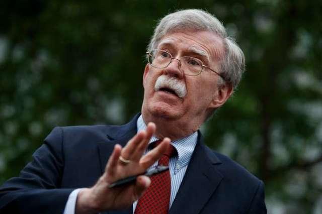 Après Michael Flynn et H. R. McMaster, John Bolton était le troisième conseiller en matière de sécurité nationale.