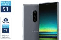 DxOMark gives its verdict on the Xperia 1 camera