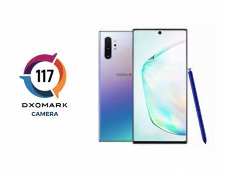 DxOMark retests Samsung Galaxy Note 10+ 5G, hits a new high-score