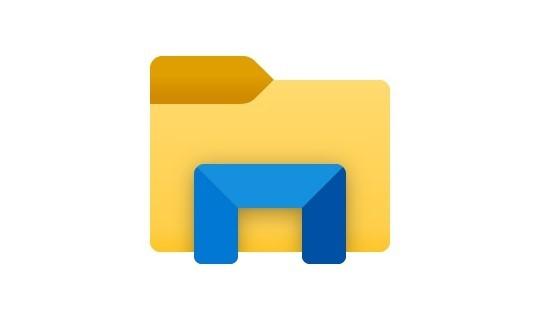 La nouvelle icône de l'explorateur de fichiers de Windows 10
