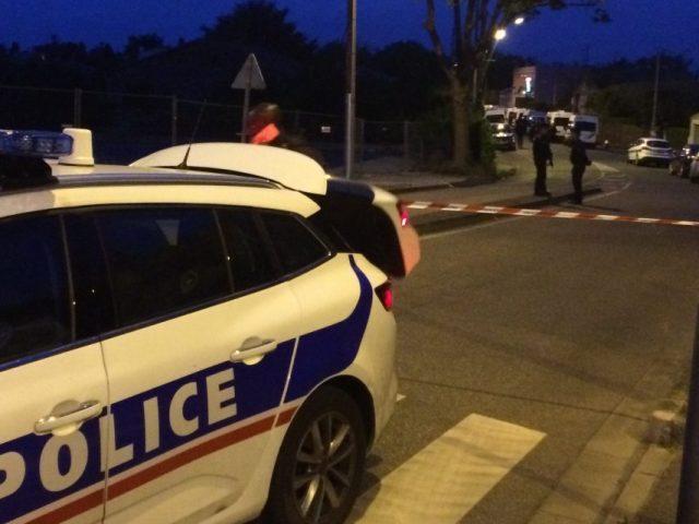 Une fusillade a éclaté dans le secteur de la rue du Faubourg Bonnefoy, à Toulouse, dans la soirée du mercredi 4 septembre 2019.