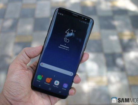 Galaxy S8, Galaxy A80, and Galaxy A5 (2017) get September security update
