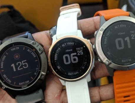 Garmin Fenix 6 hands on: This king of sports watches has a killer feature for runners