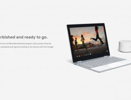Google not-so-new products under Certified Refurbished program