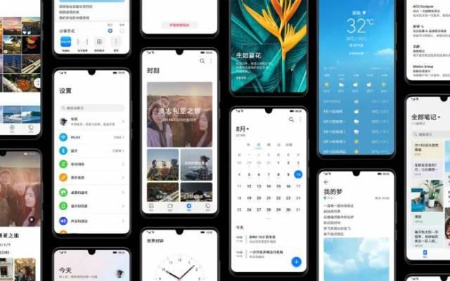 Huawei EMUI 10 Magic UI Google Play No Android