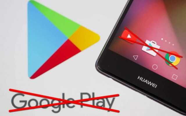Huawei Mate 30 and Mate X will ship without the Play Store and all other Google apps