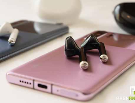 IFA 2019 : prise en main des Huawei Freebuds 3, les premiers écouteurs à réduction de bruit active