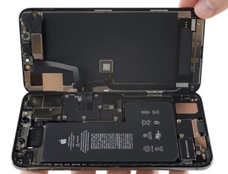 iFixit iPhone 11 Pro Max Teardown Hints at Unimplemented Bilateral Wireless Charging Feature
