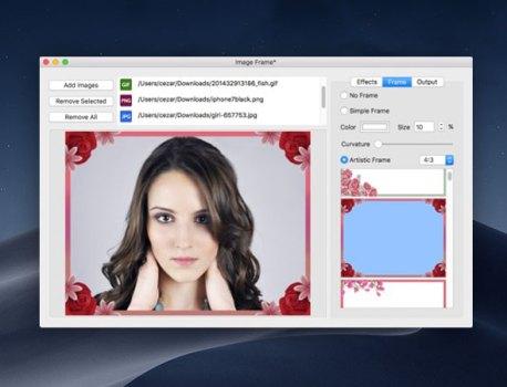 Image Frame Mac – Effets et Encadrements pour Photos (gratuit)
