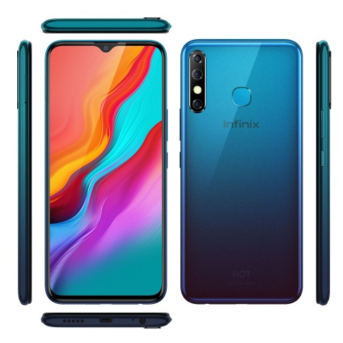 Infinix Hot 8 goes official with 6.5-inch display, Helio P22 and 5,000 mAh battery