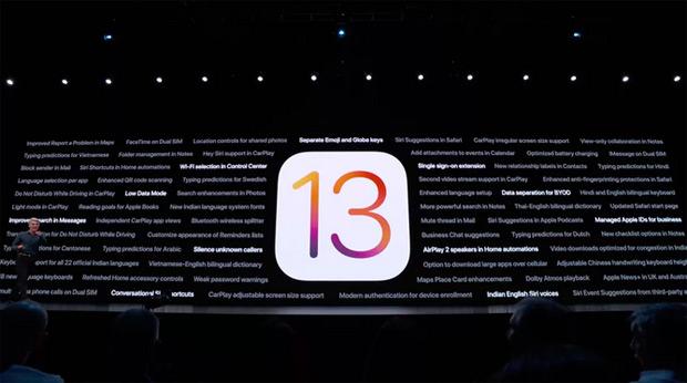 iOS 13 : Quels modèles d'iPhone ou d'iPad deviendront obsolètes ?