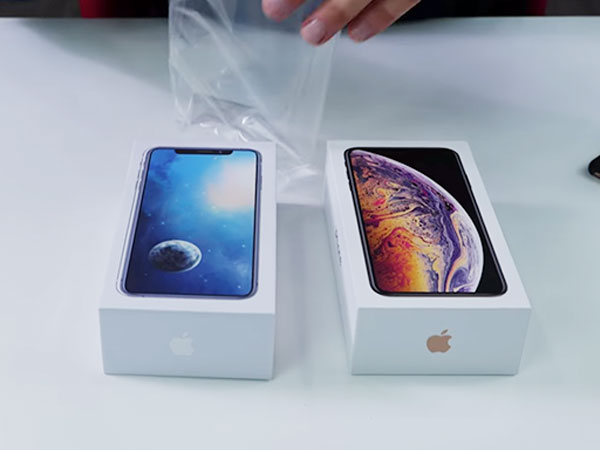 copie contrefacon clone iphone 11 pro chine 01 - iPhone 11 Pro, Dernier Clone avant l'Annonce (video)