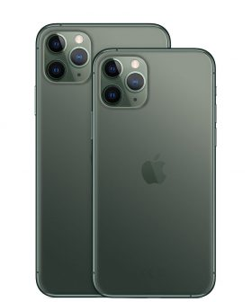 iPhone 11 Pro Max differences