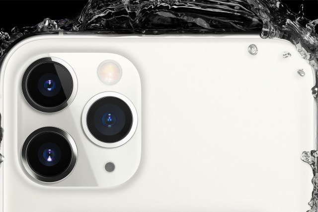 Étanchéité iPhone 11 Pro