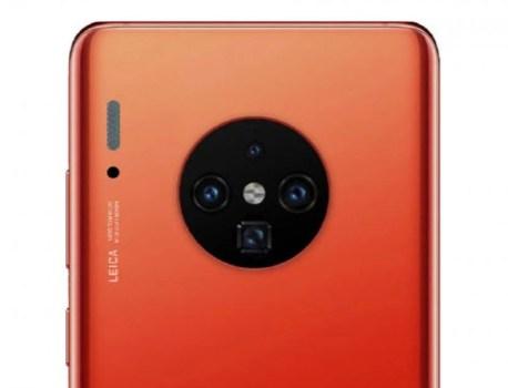 Le Huawei Mate 30 Pro se révèle dans une nouvelle fuite