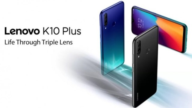 Lenovo K10 Plus arriving on September 22 with Snapdragon 632 SoC and triple rear cameras
