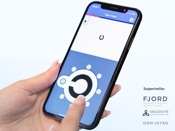 looc mobile eye test iphone ipad 01 - LooC iPhone iPad - Tester votre Vue comme un Opticien (gratuit)