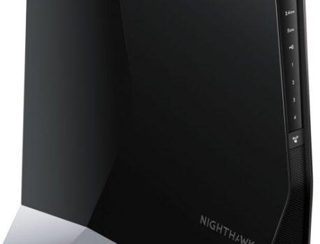 Nighthawk Mesh AX8 WiFi 6 (EAX80), Netgear annonce le 1er répéteur WiFi 6 8-Stream au monde