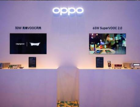 OPPO intros new VOOC Flash Charge solutions