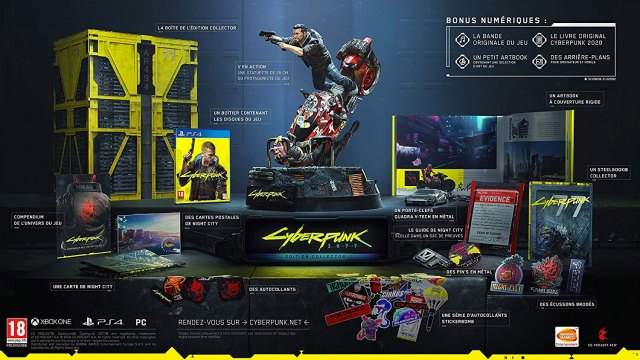 Cyberpunk 2077 Edition Collector