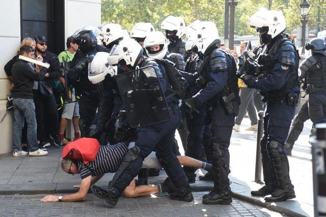 Lucas BARIOULET/AFP